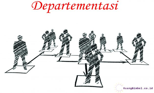 Pengertian Departementasi