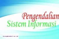 pengendalian sistem informasi